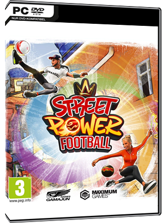 Street Power Football Produktbild