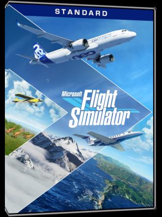 Microsoft Flight Simulator - Standard Edition (Windows 10 Key) Produktbild