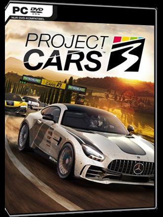 Project CARS 3 Produktbild