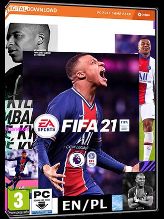 FIFA 21 [EN/PL] - PC Produktbild