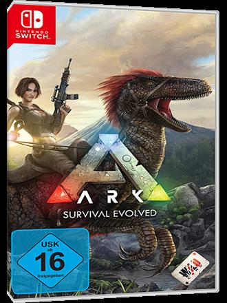 ARK: Survival Evolved (Nintendo Switch Download Code) Produktbild