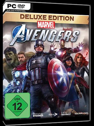 Marvel's Avengers - Deluxe Edition Produktbild