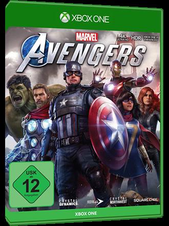 Marvel's Avengers - Xbox One Download Code Produktbild