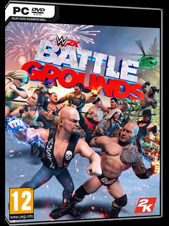 WWE 2K Battlegrounds [EU Key] Produktbild