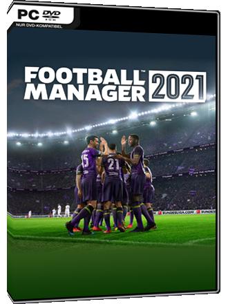 Football Manager 2021 Produktbild