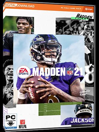 Madden NFL 21 Produktbild