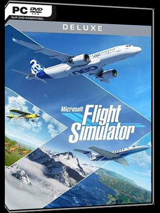 Microsoft Flight Simulator - Deluxe Edition (Windows 10 Key) Produktbild