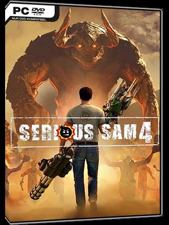 Serious Sam 4 [EU Steam Altergift] Produktbild