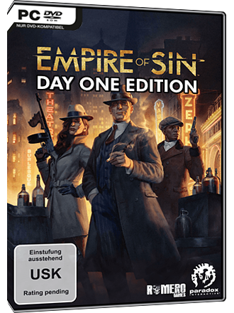 Empire of Sin - Day One Edition Produktbild
