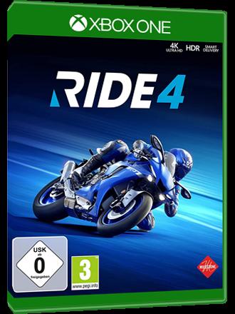 Ride 4 - Xbox One Download Code [EU Key] Produktbild