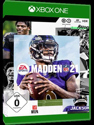 Madden NFL 21 - Xbox One Download Code Produktbild