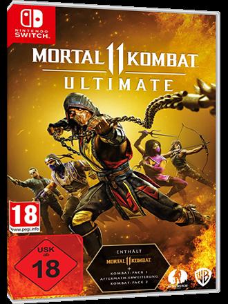 Mortal Kombat 11 Ultimate - Nintendo Switch Download Code Produktbild