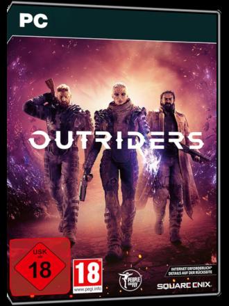 Outriders Produktbild