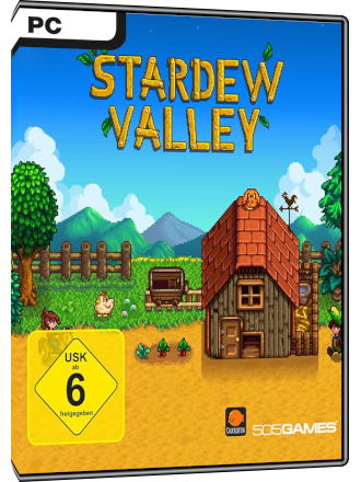 Stardew Valley [EU Steam Altergift] Produktbild