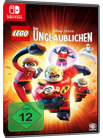 LEGO The Incredibles - Nintendo Switch Download Code Produktbild