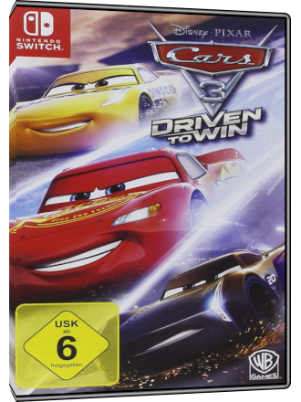 Cars 3 - Driven to Win (Nintendo Switch Download Code) Produktbild