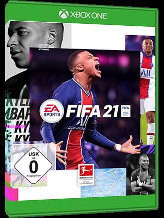 FIFA 21 - Xbox One Download Code [US] Produktbild