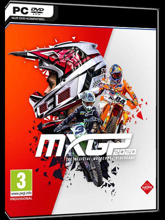 MXGP 2020 - The Official Motocross Videogame Produktbild