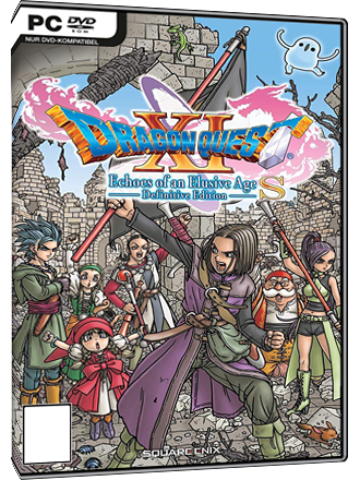 Dragon Quest XI S - Echoes of an Elusive Age (Definitive Edition) Produktbild