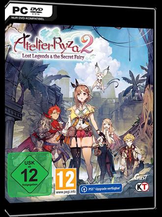 Atelier Ryza 2 - Lost Legends & The Secret Fairy Produktbild