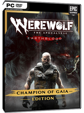 Werewolf The Apocalypse - Earthblood (Champion of Gaia Edition) - Epic Games Store Key Produktbild