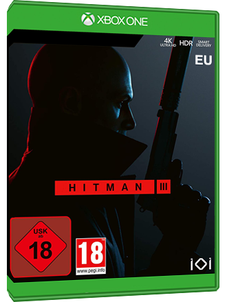 HITMAN 3 - Xbox One Download Code [EU Key] Produktbild