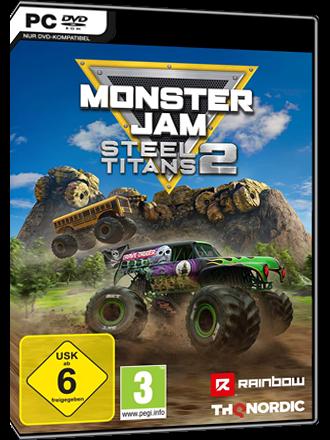 Monster Jam Steel Titans 2 Produktbild