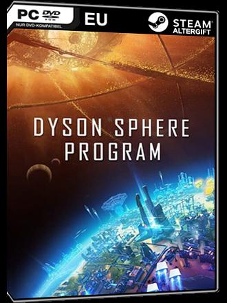 Dyson Sphere Program [EU Steam Altergift] Produktbild