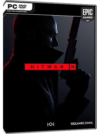 Hitman 3 (Epic Games Store) - Greencode Key Produktbild