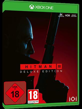 HITMAN 3 - Deluxe Edition (Xbox One Download Code) Produktbild