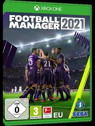 Football Manager 2021 - Xbox One Download Code [EU Key] Produktbild