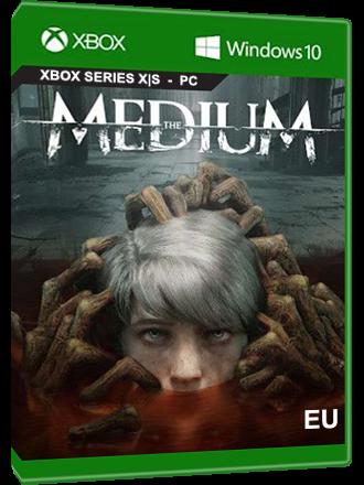 The Medium (Xbox Series X S / Windows 10) - Download Code [EU] Produktbild