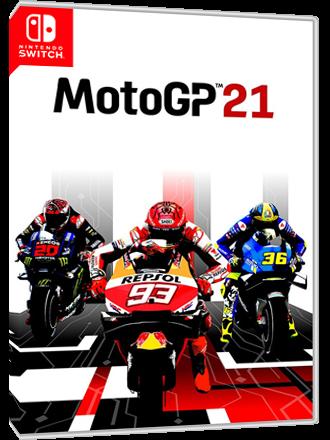 MotoGP 21 - Nintendo Switch Download Code Produktbild