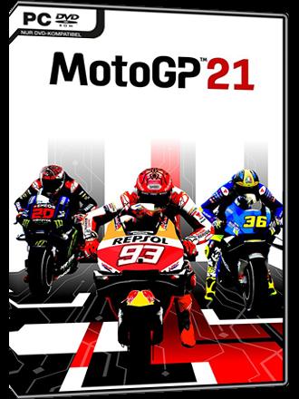 MotoGP 21 Produktbild