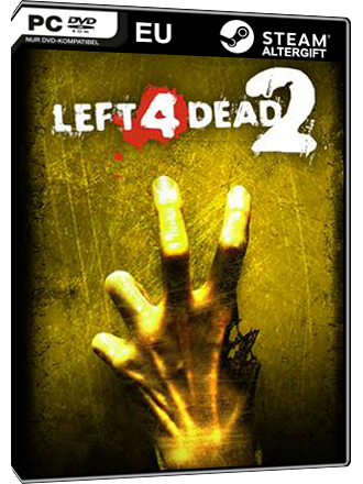 Left 4 Dead 2 [EU Steam Altergift] Produktbild