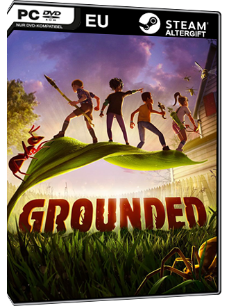 Grounded [EU Steam Altergift] Produktbild