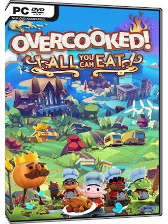 Overcooked! All You Can Eat Produktbild
