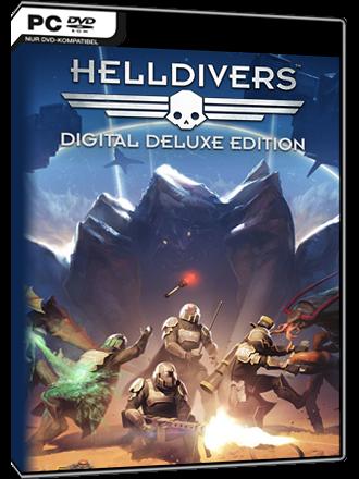 Helldivers - Digital Deluxe Edition Produktbild