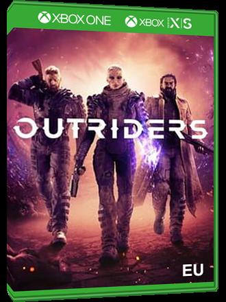Outriders (Xbox One / Series X|S Download Code) - EU Key Produktbild