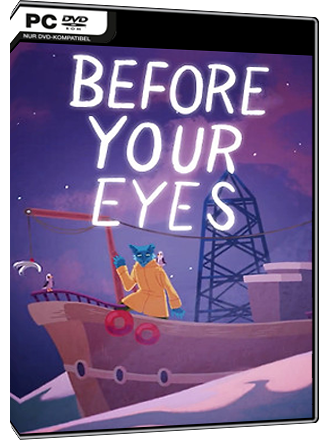 Before Your Eyes Produktbild