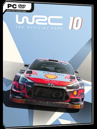 WRC 10 - FIA World Rally Championship Produktbild