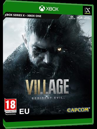 Resident Evil Village (Xbox One / Series X|S Download Code) - EU Key Produktbild