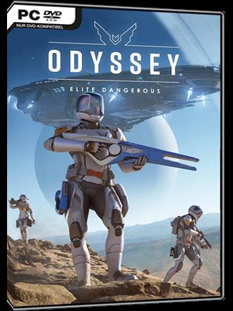Elite Dangerous - Odyssey (DLC) Produktbild