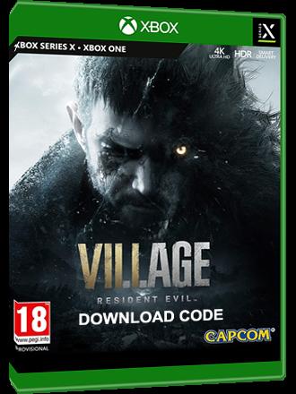Resident Evil Village (Xbox One / Series X|S Download Code) - Worldwide / Global Key Produktbild