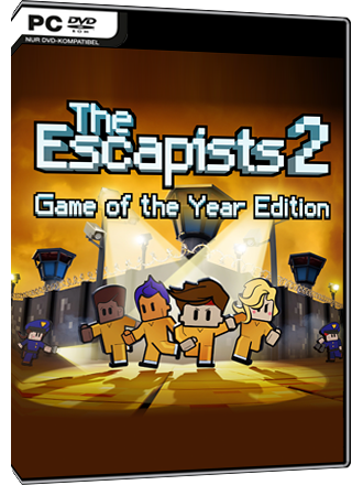 The Escapists 2 - Game of the Year Edition Produktbild
