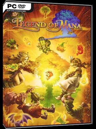 Legend of Mana Produktbild