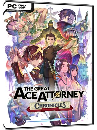 The Great Ace Attorney Chronicles Produktbild