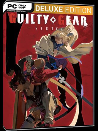 Guilty Gear Strive - Deluxe Edition Produktbild