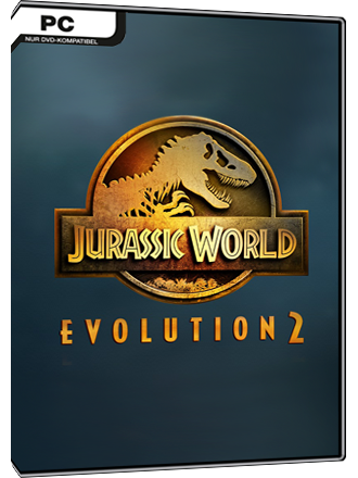 Jurassic World Evolution 2 Produktbild