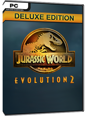 Jurassic World Evolution 2 - Deluxe Edition Produktbild